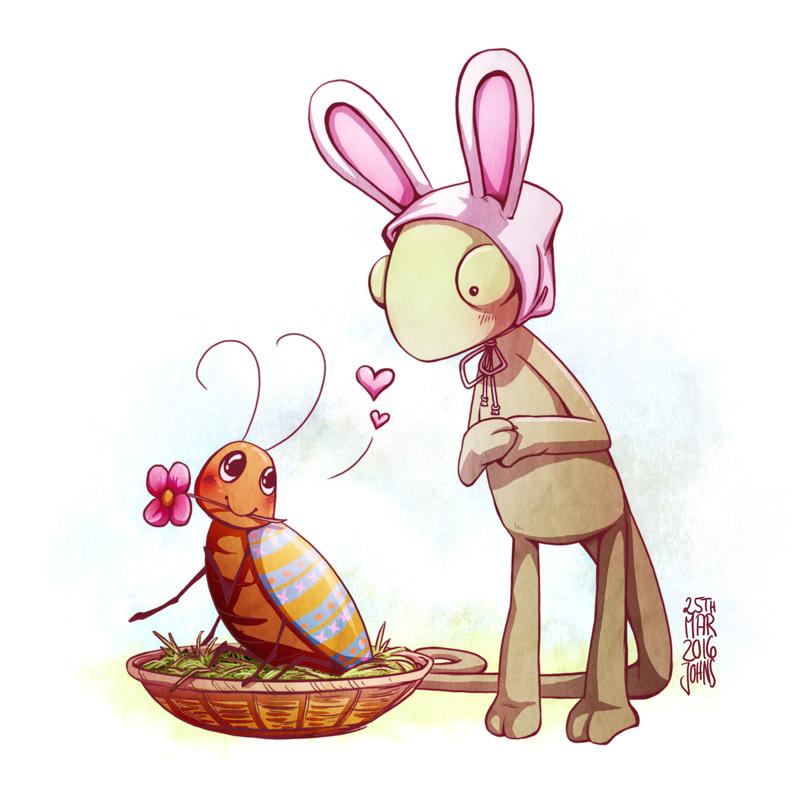 Easter Intermission